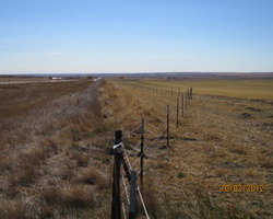 Highway Right of Way Fence. MDT Brace standards are very poor. Reeverts Fencing LLC replaces poorly desighned wood braces to give you a fence that will last a Lifetime!